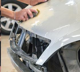 Forsikringsskade på bil - Autoværksted i Virum